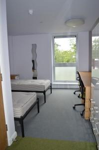 Residency bedroom