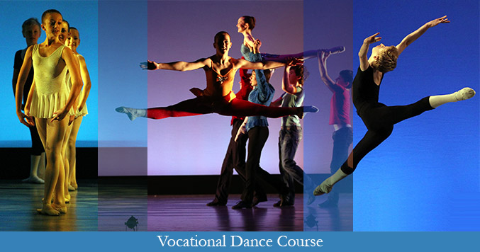 Vocational Dance Course