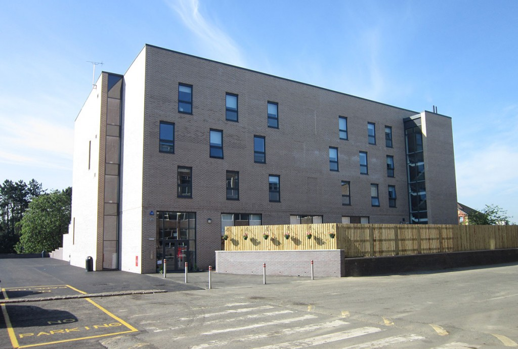 Dance School of Scotland Residency