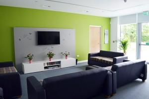 Residency lounge