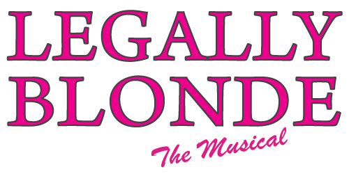 Legally Blonde The Musical Logo MTC Summer Show...