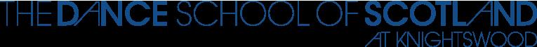 The Dance School of Scotland Logo