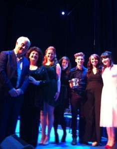 Young Musical Theatre Award